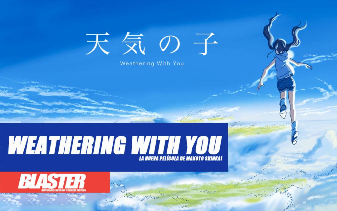 Weathering with you, lo nuevo de Makoto Shinkai, llegará a España este 2019