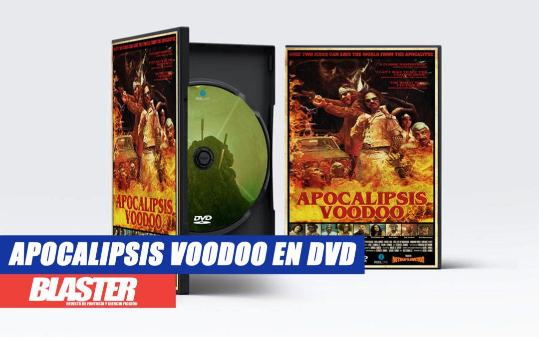 Apocalipsis Voodoo, la película de Vasni Ramos, llegará en formato DVD