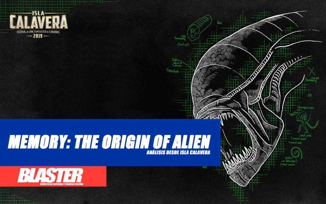 Memory: The origin of Alien