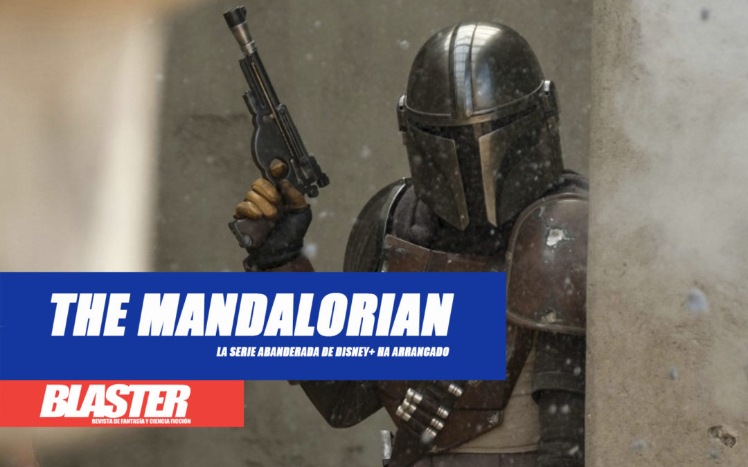 The Mandalorian. La serie abanderada de Disney+ ha arrancado.