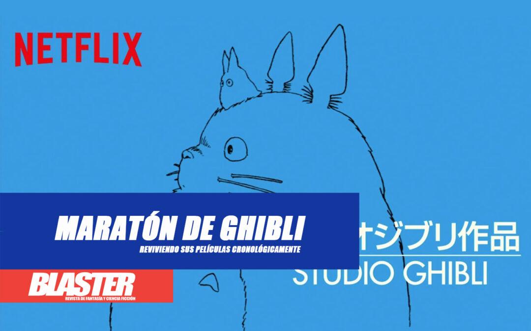 Maratón de Ghibli
