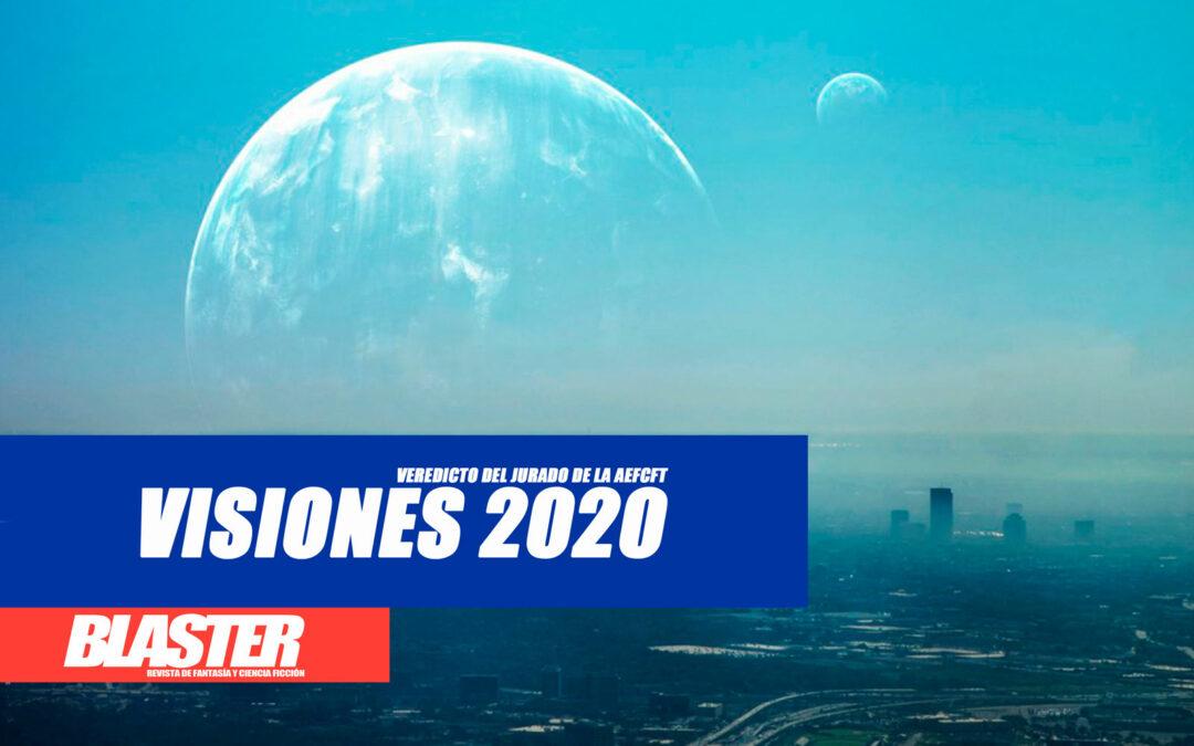 ¡Seleccionados para la antología Visiones 2020 de la AEFCFT!