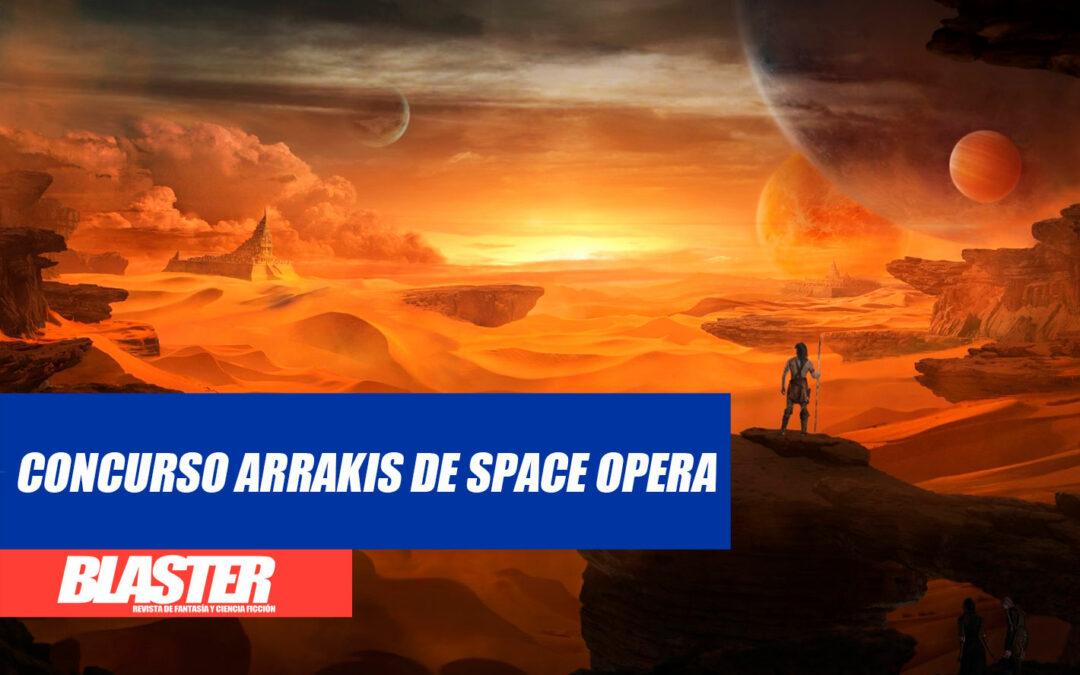 Concurso Arrakis de space opera
