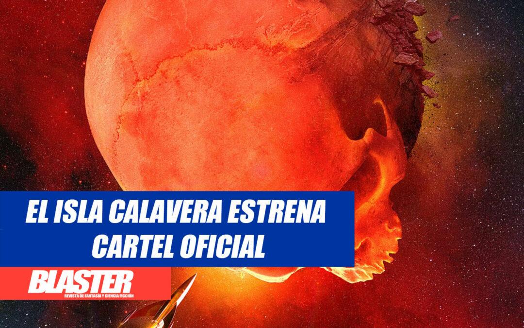 El Festival de Cine Fantástico de Canarias Isla Calavera estrena cartel