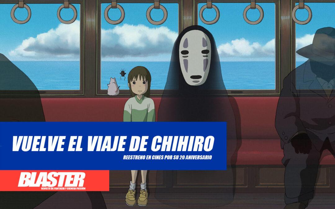 Vuelve El viaje de Chihiro