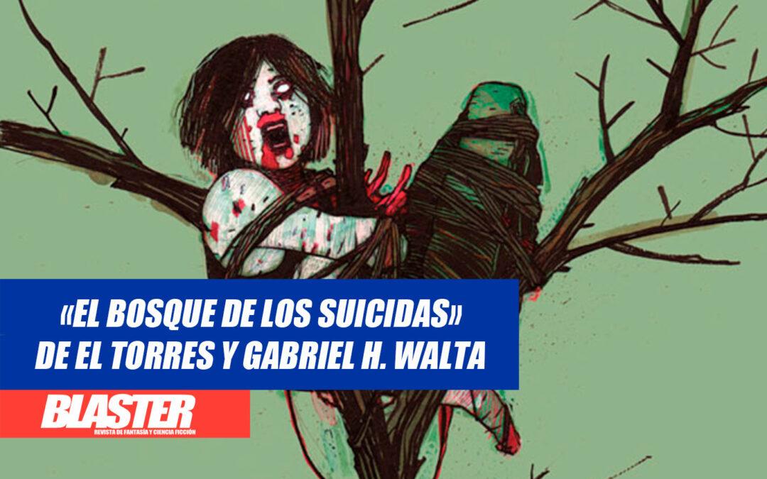 Reseña: El bosque de los suicidas