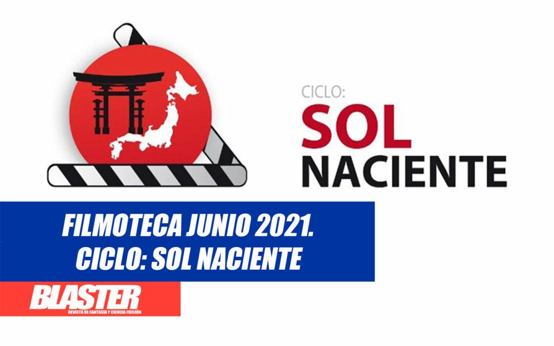 CajaCanarias trae a la Filmoteca de junio el Ciclo: Sol Naciente